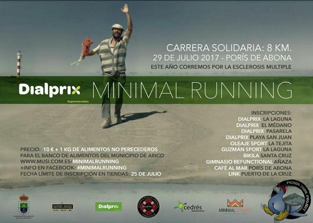 carrera minimal running arico 2017