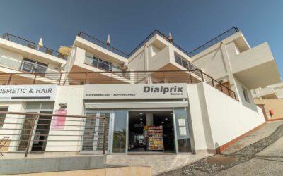 Dialprix Centre Panoramica